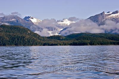 Eagle Glacier, Alaska