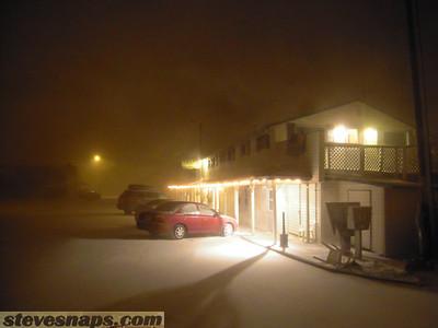 Driftwood Inn during the off season