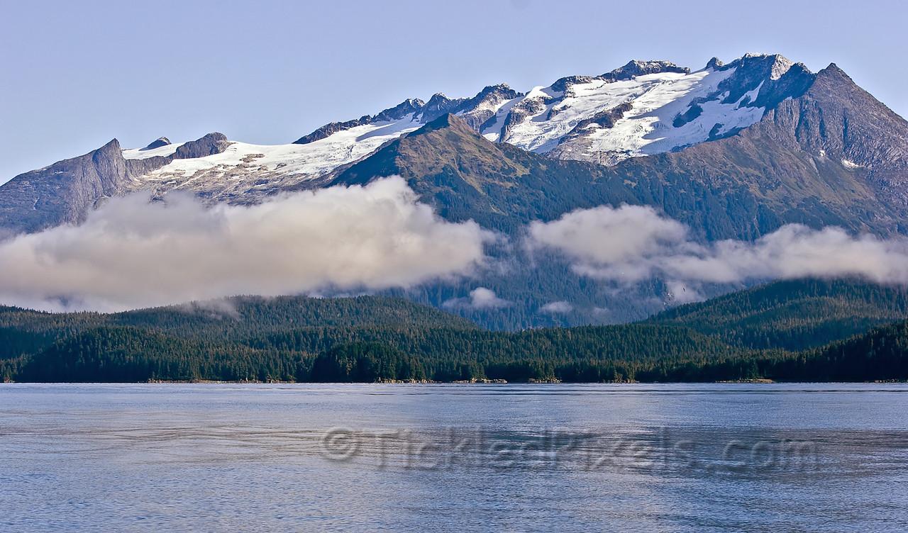 Coast Range near Eagle Glacier
