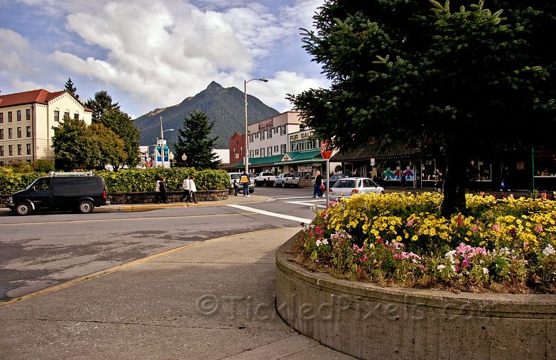 Sitka and Arrowhead Mountain