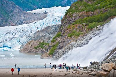 Juneau & Mendenhall Glacier