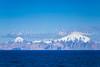 The Aleutian Islands near Unimak Passage, Alaska, USA.