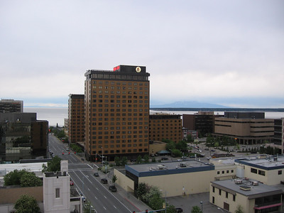 First night in Anchorage