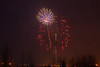 Fireworks, Anchorage, Alaska