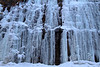 Ice Patterns, Seward Highway, Alaska