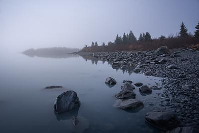 Portage Fog