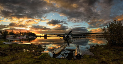 Float planes and susnets