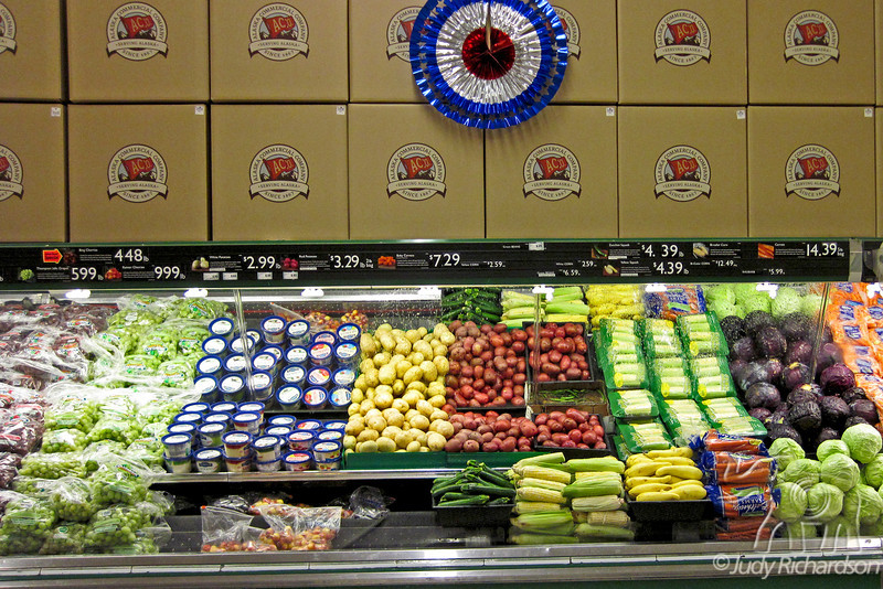 Veggie prices in Barrow (8-2011)