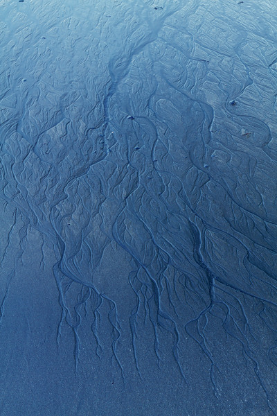 Sand Patterns, Cook Inlet, Alaska