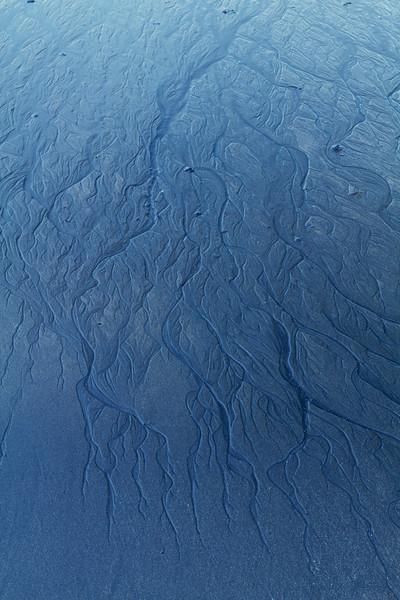 Sand Patterns, Cook Inlet, Alaska