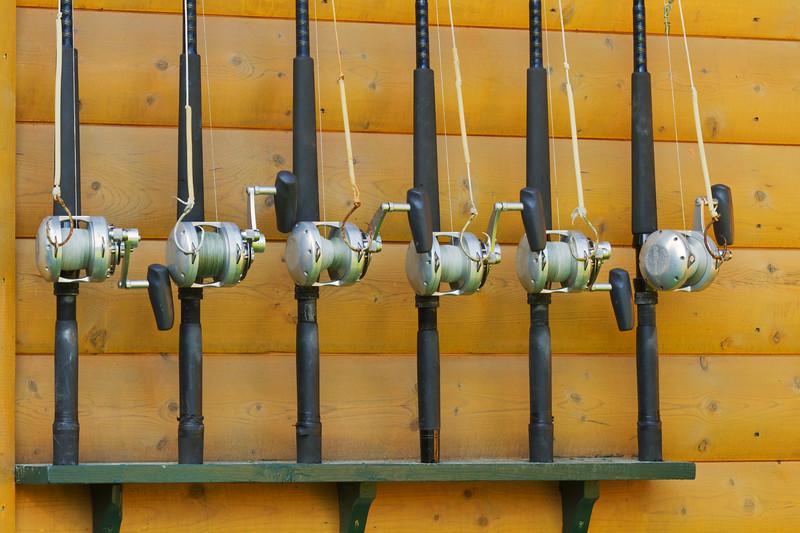 Fishing Gear, Cook Inlet, Alaska