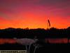 Beluga Lake Dec. 10th sunrise