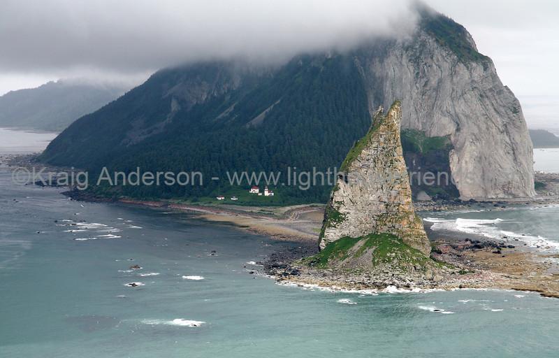 Cape St. Elias Lighthouse