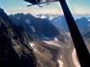Flying through Lake Clark Pass.