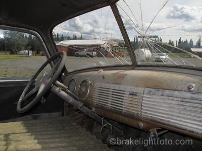 Old Chevrolet Pickup