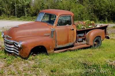 Chevrolet Pickup at Kenny Lake Mercantile