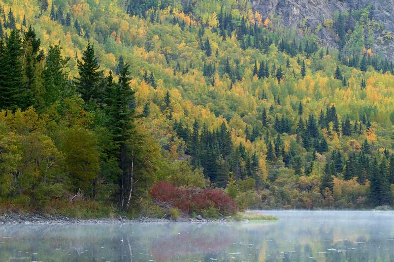 Three Mile Lake, Chitina, Alaska