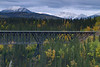 Kuskulana Bridge, McCarthy Road, Wrangell - St. Elias National Park, Alaska