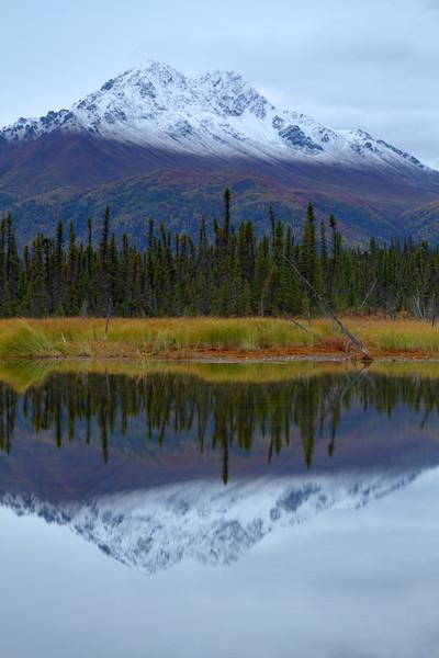 McCarthy Road, Wrangell - St. Elias National Park, Alaska