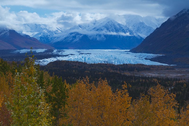 Glenn Highway View, Alaska