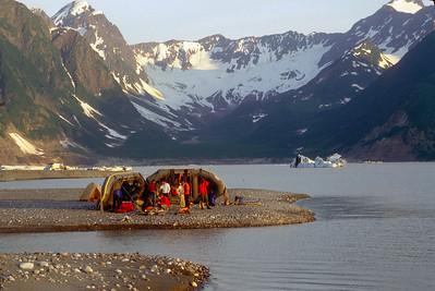 Copper River - Denali Grand Circle Expedition 1986