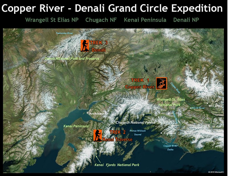Title Slide 1 - Copper Denali 1986