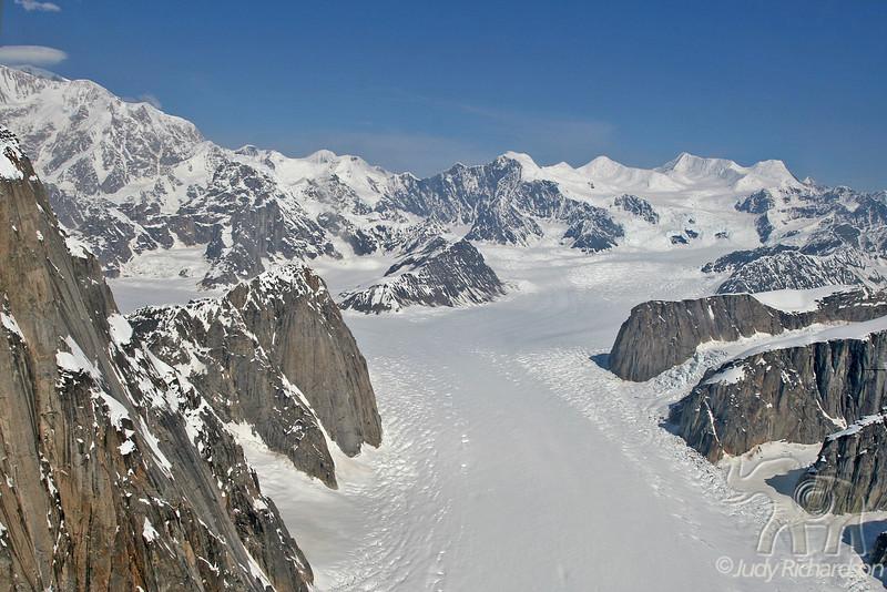 Glacier & Mtns