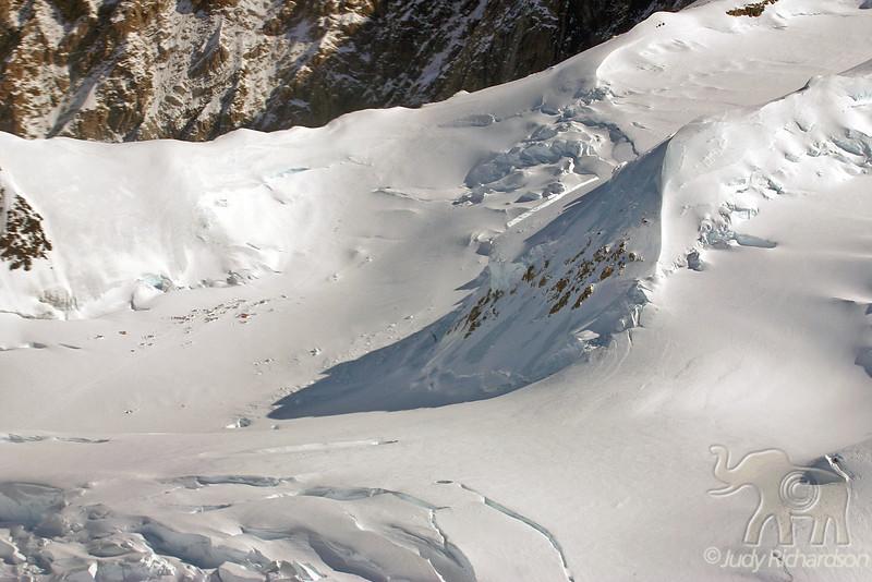 Base Camp~11,000 foot level