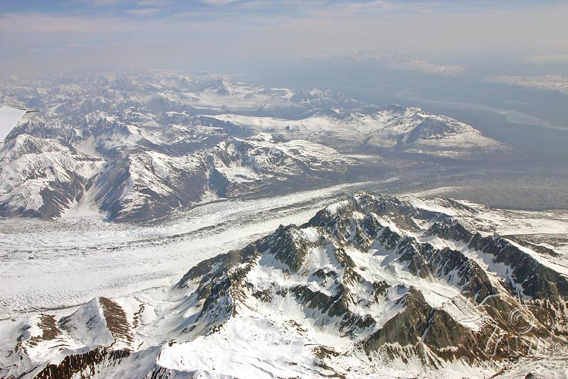 Ruth Glacier Bottom