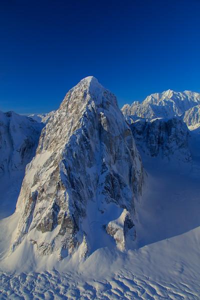 Mt Dickey, Denali National Park, Alaska