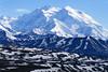 Mt McKinley in June 1991.