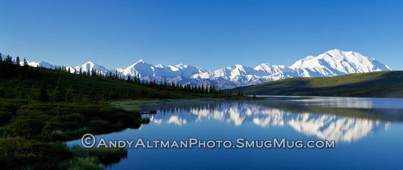 Mt. McKinley Panorama