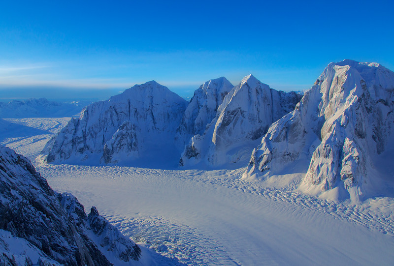 Mt Church, Denali National Park, Alaska