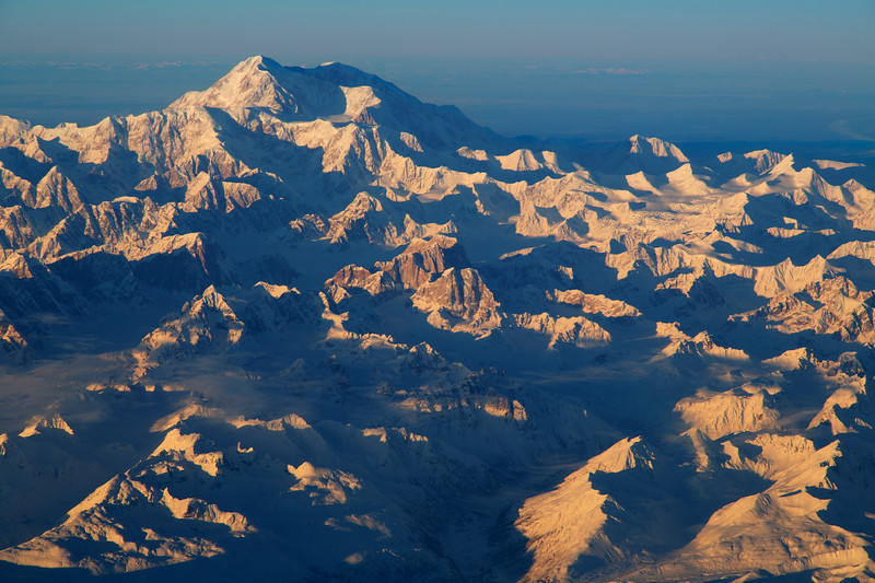 Mt. McKinley, Alaska Range