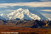 Denali (Mt. McKinley) from Eielson Visitor Center in Denali National Park. <br /> September 06, 2010