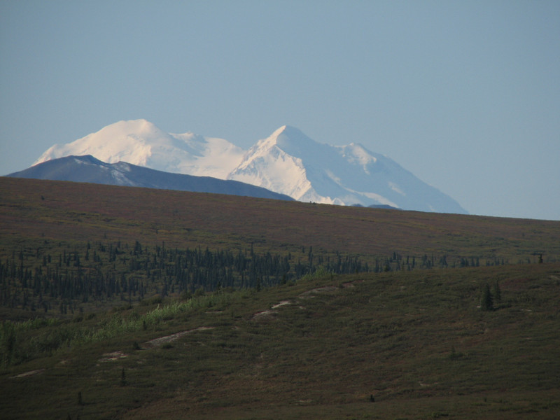 Mt McKinley, Denali National Park