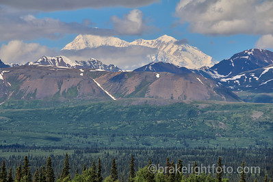 Denali from the Southeast