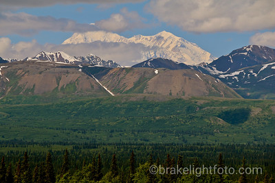 Denali from Southeast