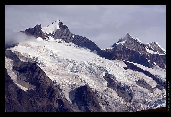 138 Unnamed Peaks