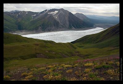 192 Across Root Glacier