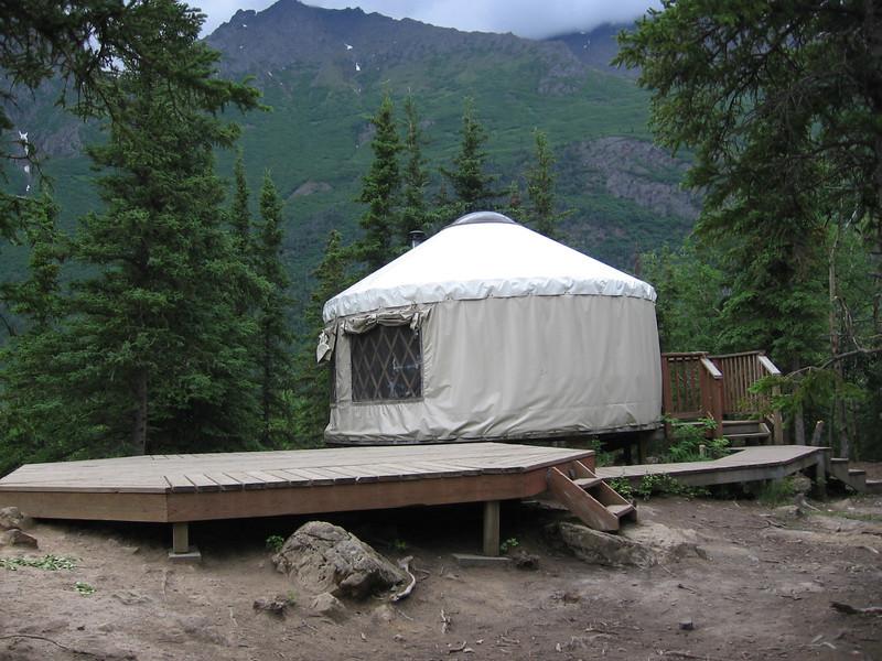 The Public Yurt