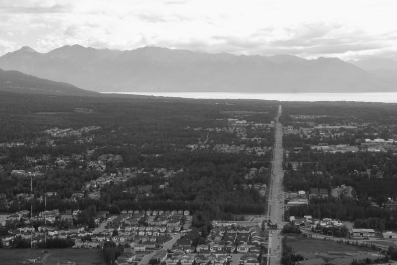 Anchorage and the Kenai Peninsula