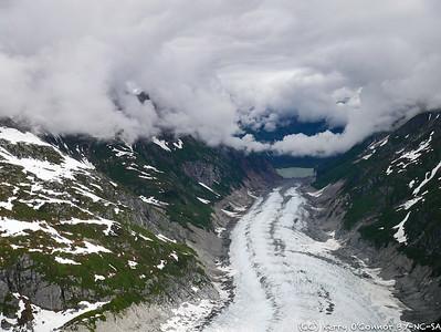 Bertha Glacier