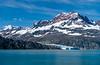 Mountains in Glacier Bay National Park, Alaska, USA.