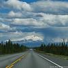 Rain near Mt Drum, Wrangell Mountain Range