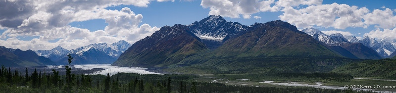 Glenn Highway landscape
