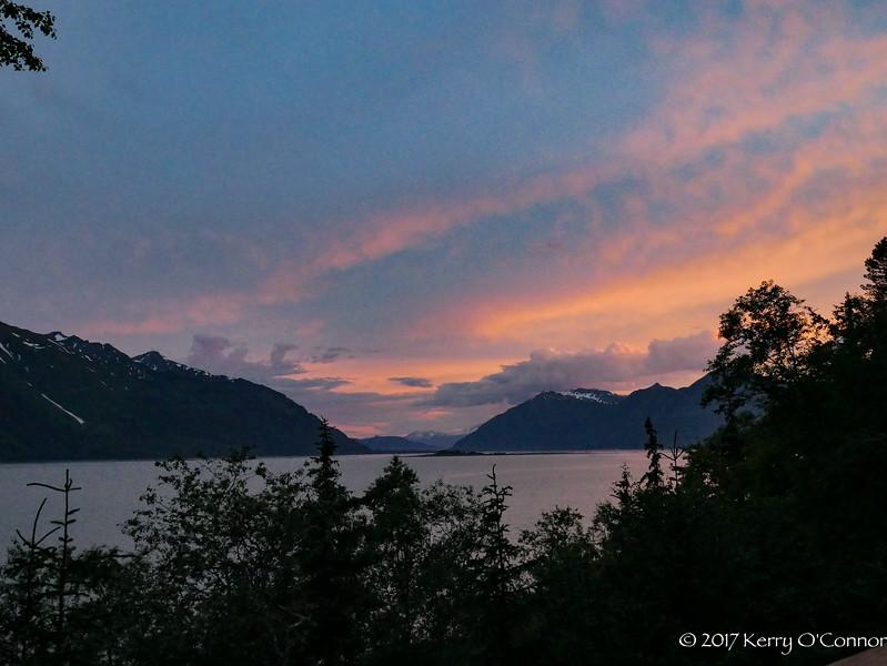 Midsummer Sunrise 3:47am