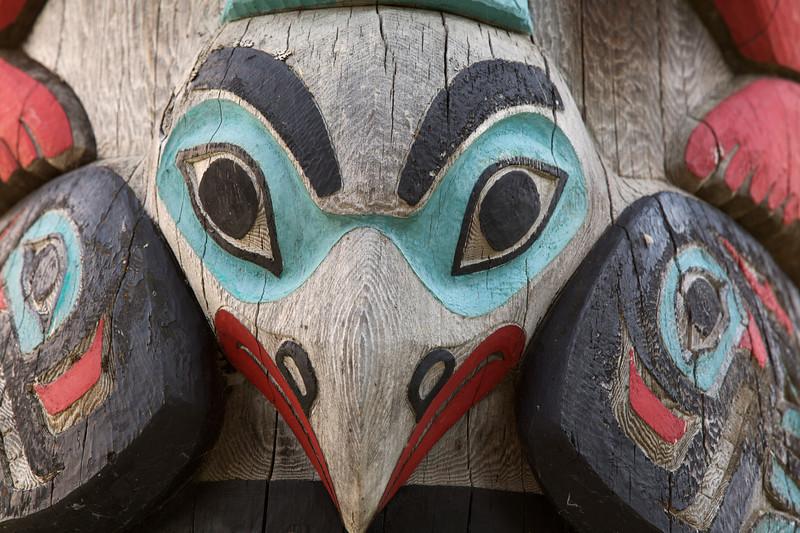 Totem Pole, Haines, Alaska