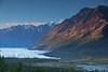 Sunrise, Matanuska Glacier, Alaska