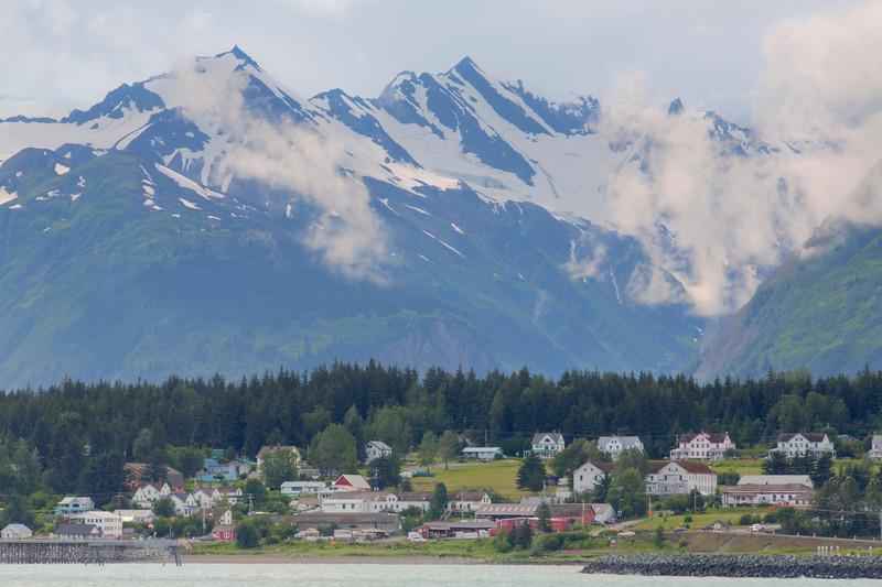Fort Seward, Haines, Alaska